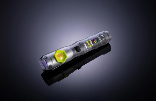 Wiederaufladbares CRI96+ Licht Unilite CRI-600R