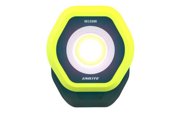 Wiederaufladbares LED Standortlicht Unilite HX1500R