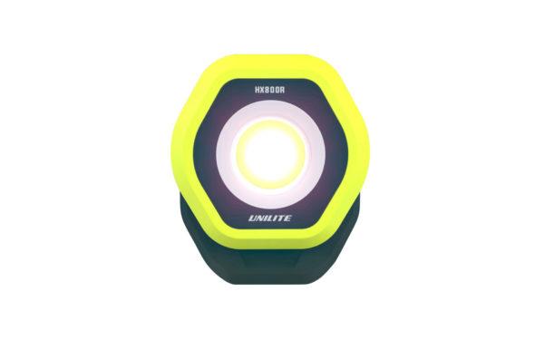Wiederaufladbares LED Arbeitslicht Unilite HX800R