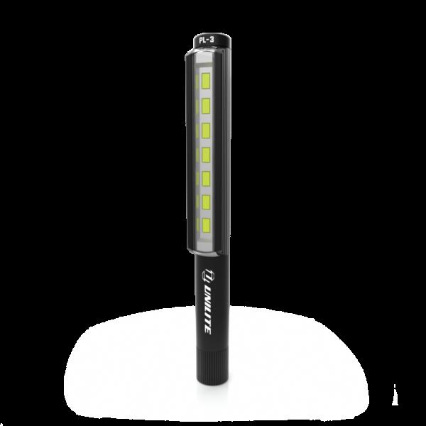 Aluminium LED Inspektion Licht Unilite PL-3