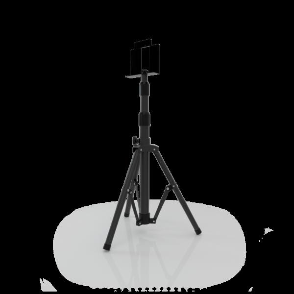 Einzelstativ mit Rädern Unilite Trikot DBL